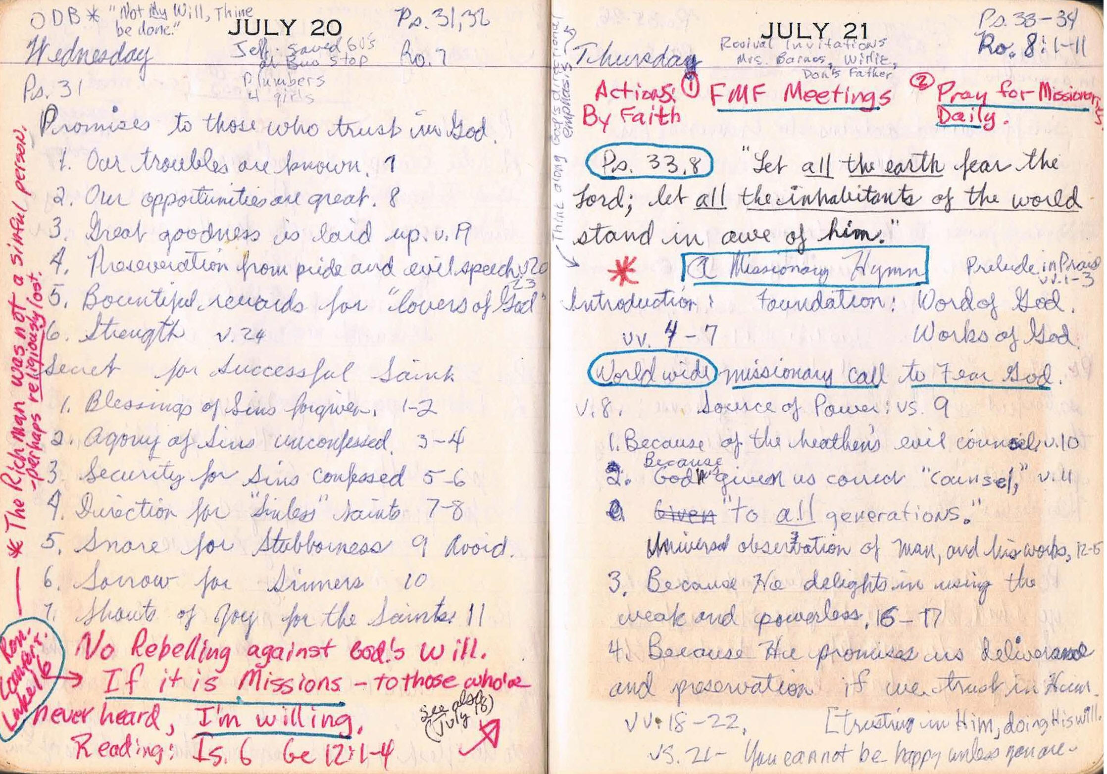 July 20 & 21 were special days in 1977 to me.