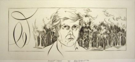 Document: Schema, 1976; Engraving; Image: 451 mm x 591 mm
