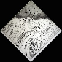 Energy, 2008; Engraving; Image: 743mm x 743mm