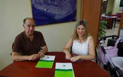 Convenio de Colaboración CECA Comercio Huelva y Aprenda Formación