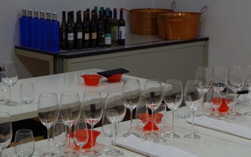 Cursos Presenciales Cata de vinos Centro de Formación