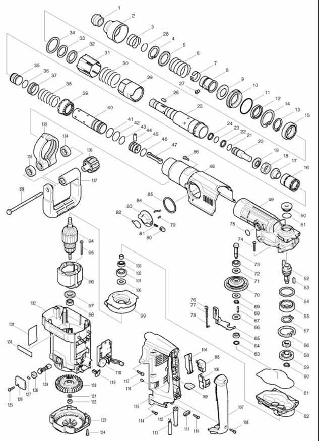 Manual Jackhammer