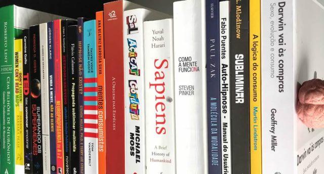 Como aprender neuromarketing: dicas de 23 livros comentados 8