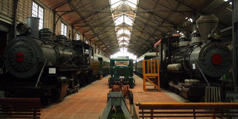 Museo del Ferrocarril de Guatemala  Aprende Guatemalacom