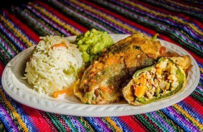 Cmo preparar Chiles Rellenos guatemaltecos  Aprende