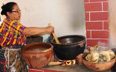 Cmo hacer pinol de gallina guatemalteca  Aprende