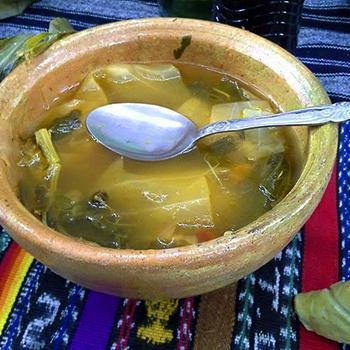 Receta para hacer un Tobik guatemalteco  Aprende