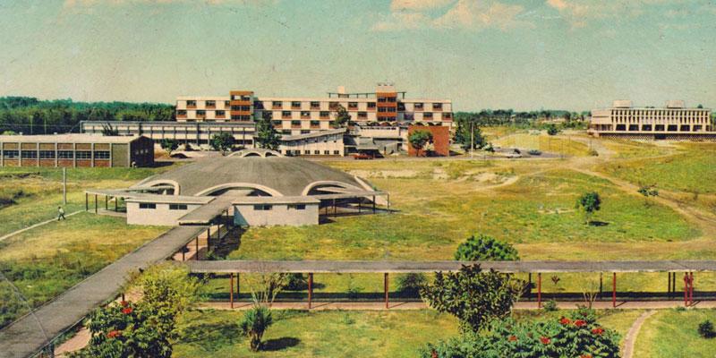 Historia de la Ciudad Universitaria de la USAC  Aprende Guatemalacom