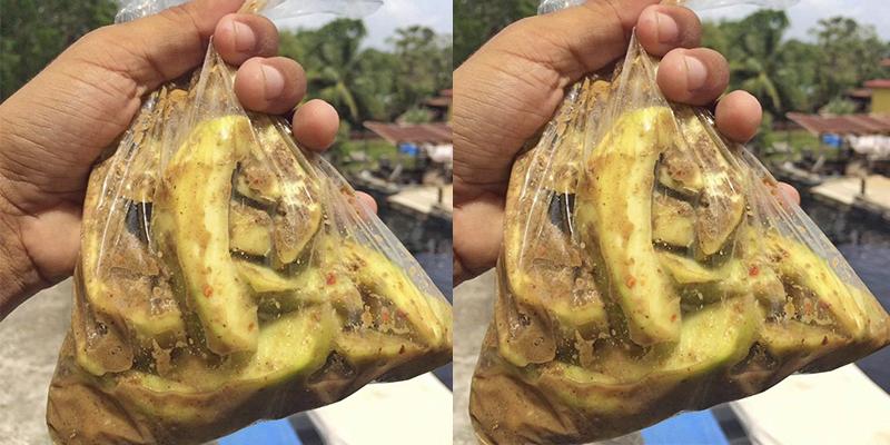 Receta de mango con limn pepita y sal de Guatemala