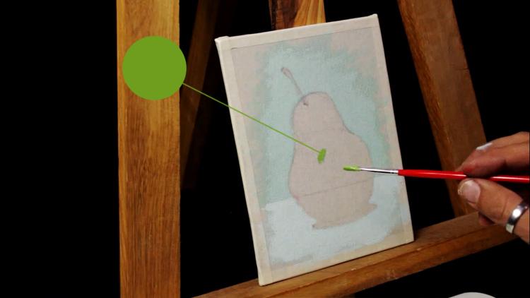 técnica para luces y sombras