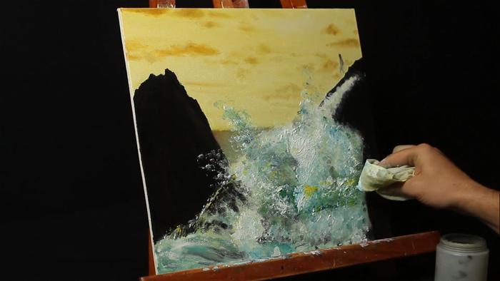paisajes para pintar