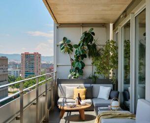 terrazas modernas pequenas decoracion pequenas interiores