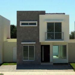 Fachadas de casas pequeñas Tendencias 2019 2020