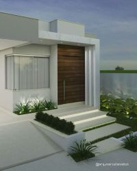 Ventanas modernas para casas Tendencias 2019 2020
