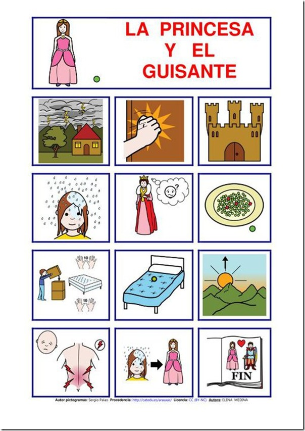 ¡disponibles cuentos tradicionales y cuentos novedosos con valores! Lengua de Signos Española » Pictogramas de cuentos