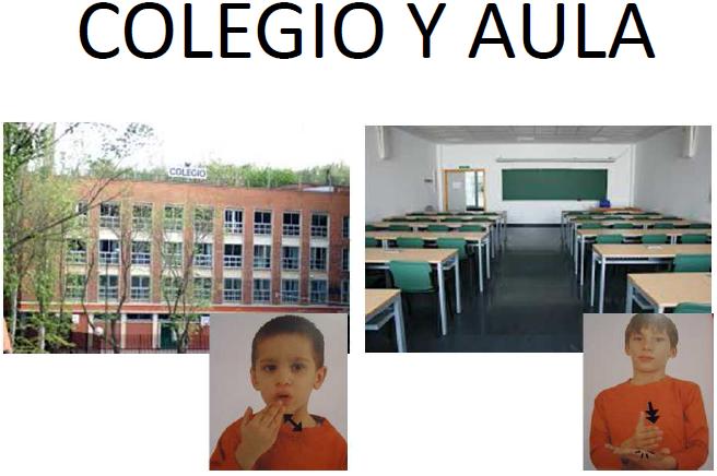 COLEGIO Y AULA