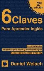cubierta 6 claves para aprender ingles
