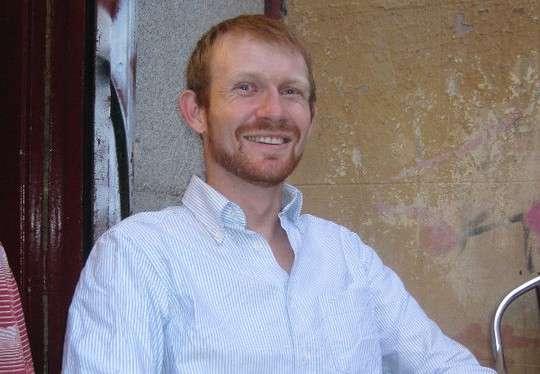 Daniel Welsch autor y profesor de inglés en Madrid