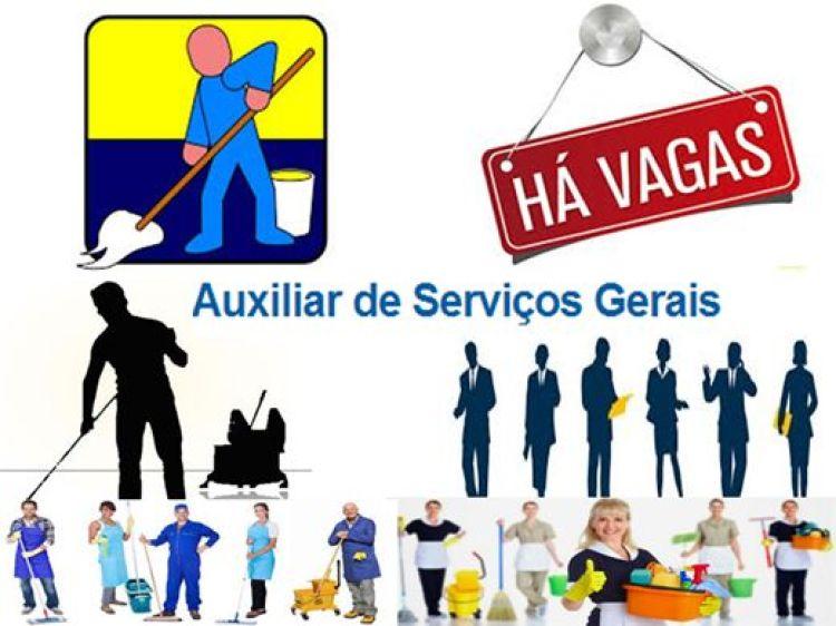 Resultado de imagem para AUXILIAR DE SERVIÇOS GERAIS