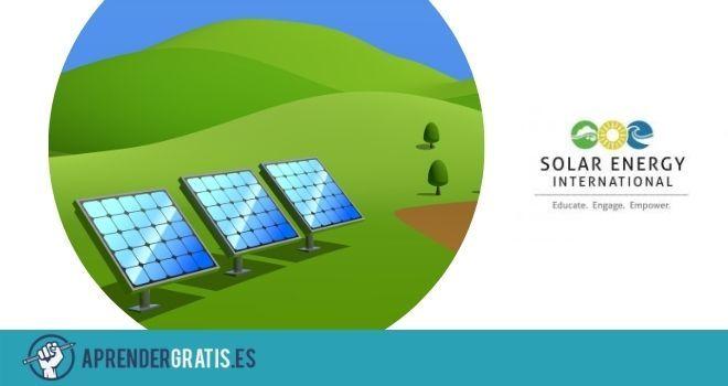 Aprender Gratis | Curso iniciación en Energías Renovables