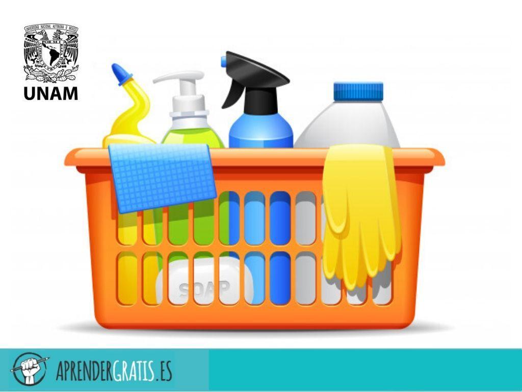 Aprender Gratis   Curso sobre productos químicos en el hogar