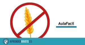 Aprender Gratis | Curso de nutrición para celíacos