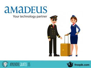 Aprender Gratis | Manual de reservas Amadeus: iniciación tareas transaccionales