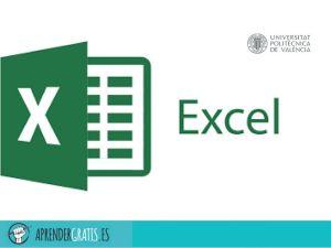 Aprender Gratis | Curso de introducción en Excel