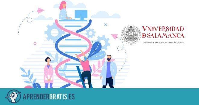Aprender Gratis | Curso sobre el genoma humano