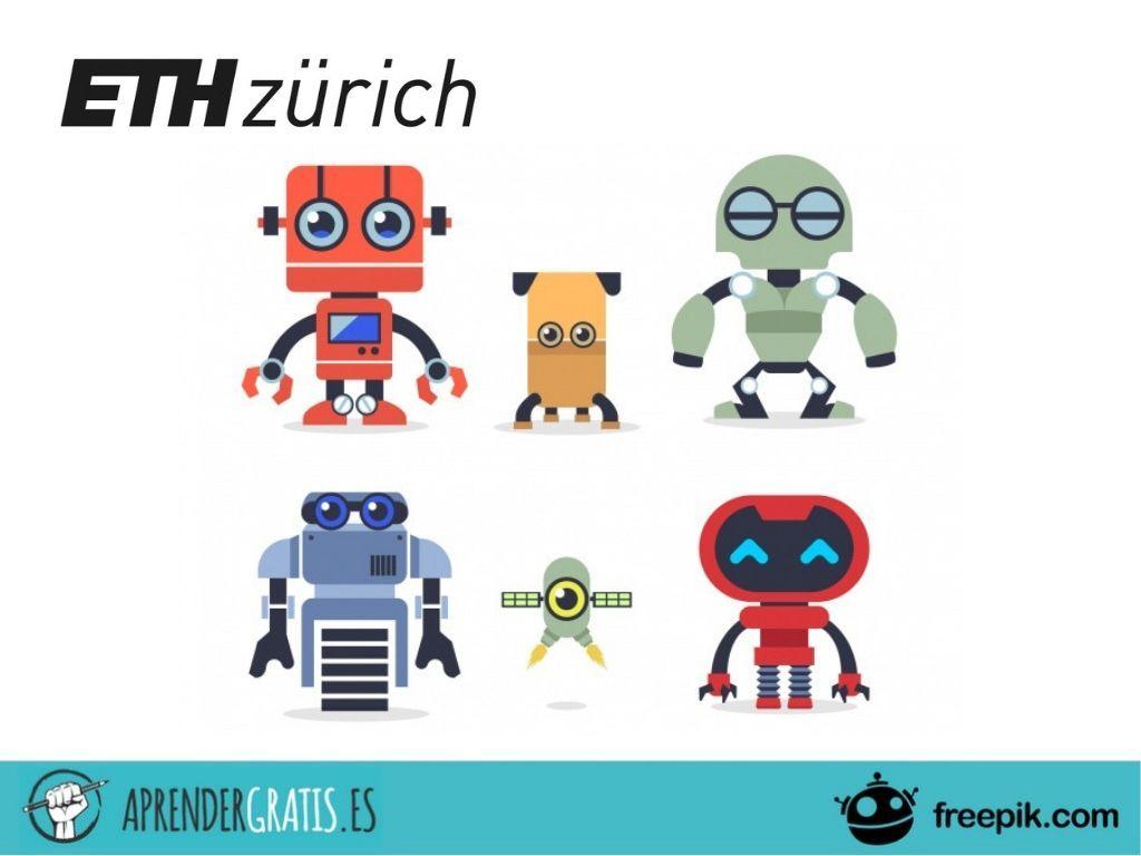 Aprender Gratis | Curso sobre robots móviles autónomos