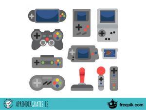 Aprender Gratis   Curso sobre la historia del diseño de videojuegos