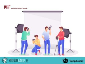 Aprender Gratis | Curso de fotografía computacional y retoque digital