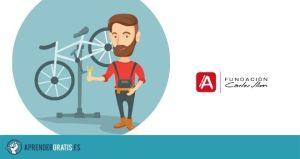 Aprender Gratis | Curso para ser mecánico de bicicletas