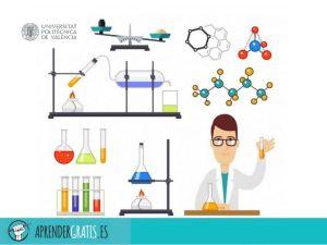 Aprender Gratis | Curso de formulación y nomenclatura de compuestos químicos