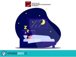 Aprender Gratis | Curso para combatir la falta de sueño y estrés