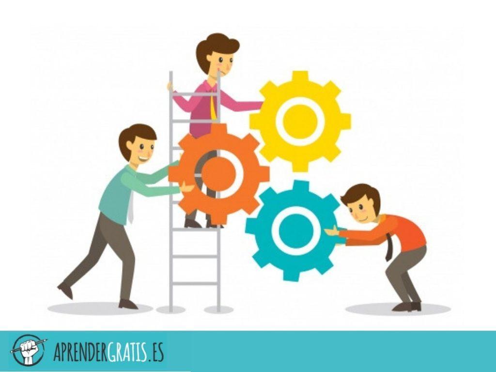 Aprender Gratis   Curso práctico para trabajar en equipo
