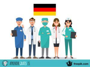 Aprender Gratis | Curso de alemán para el sector salud