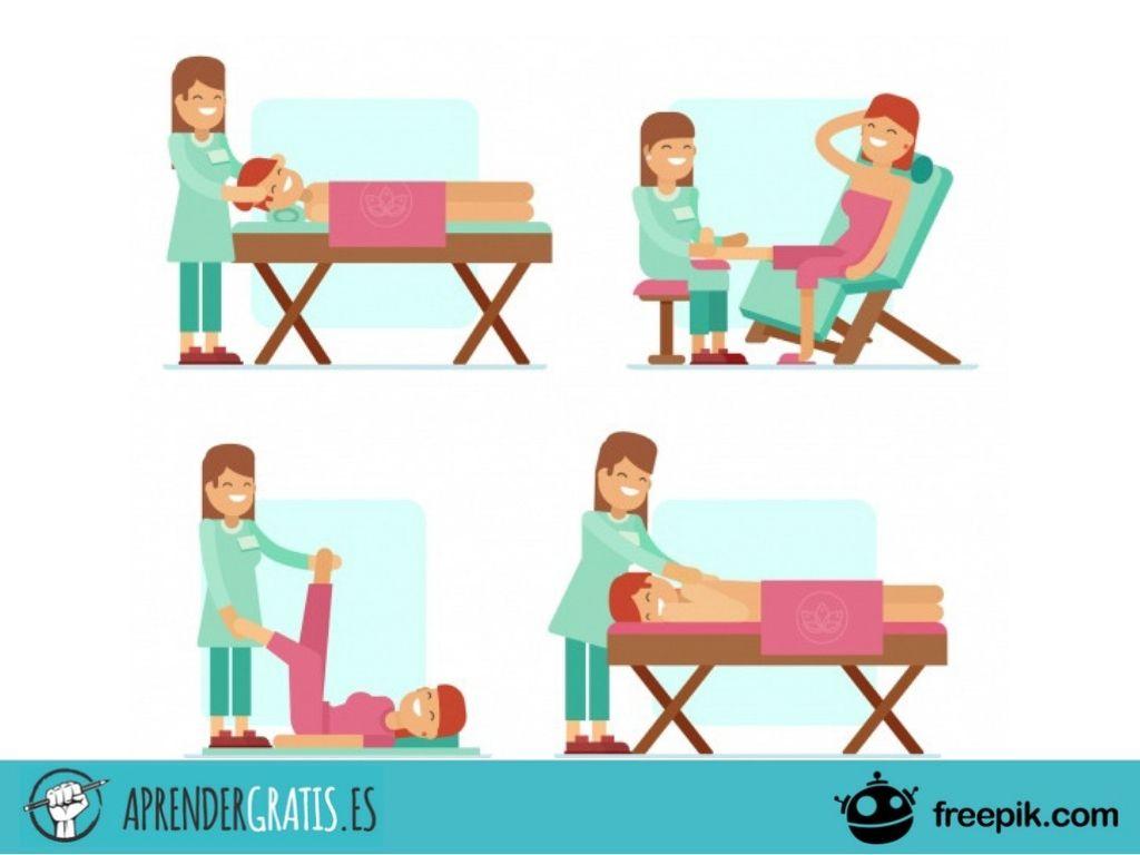 Aprender Gratis   Curso sobre masaje antiestrés