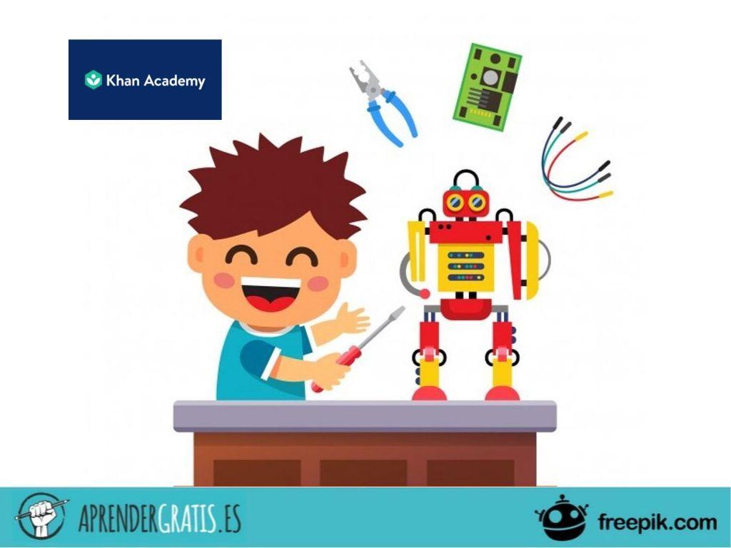 Aprender Gratis | Curso de robots caseros