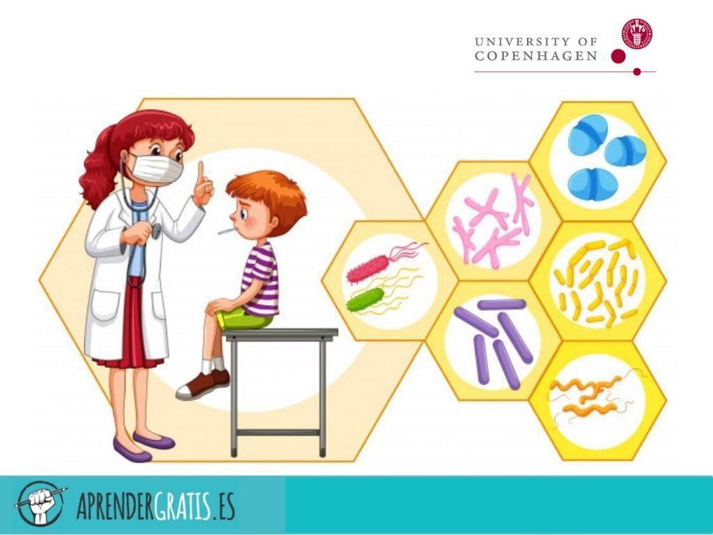 Aprender Gratis | Curso sobre las infecciones bacteriológicas