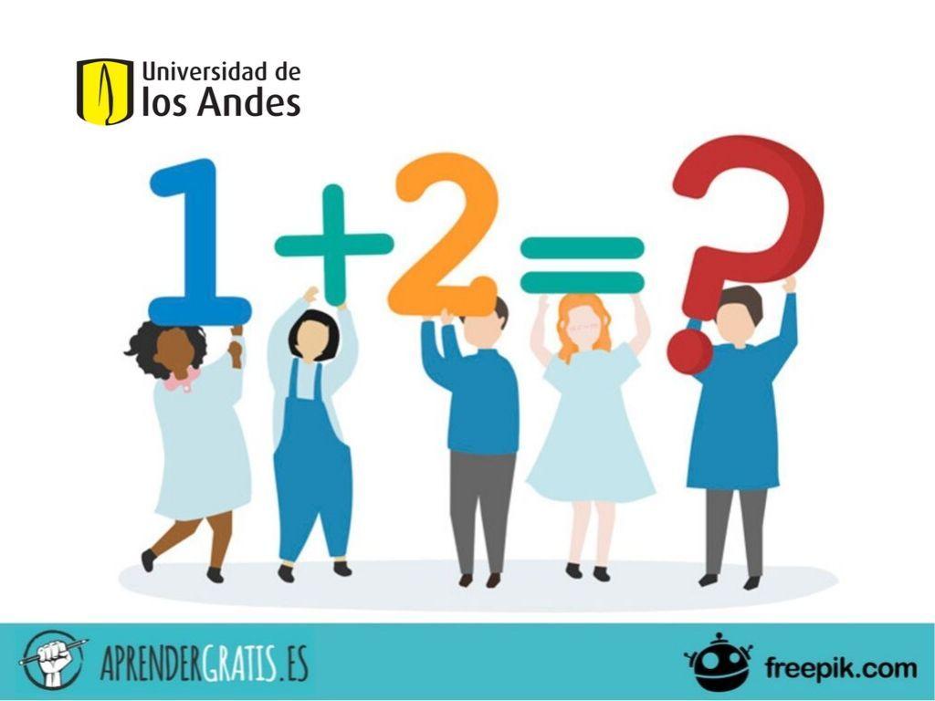 Aprender Gratis | Curso de matemáticas para primaria