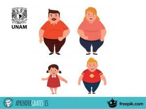 Aprender Gratis   Curso para el control de sobrepeso