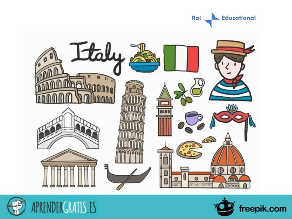 Aprender Gratis   Curso de italiano en 8 lecciones por la RAI