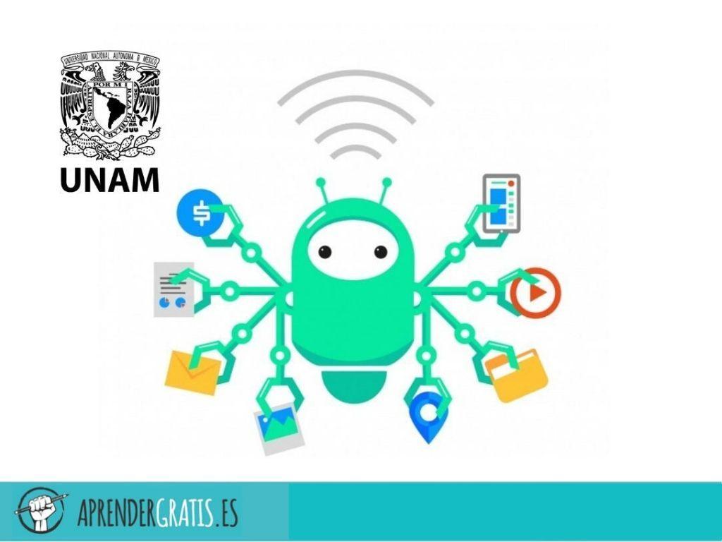 Aprender Gratis | Curso para construir un robot y manejarlo por móvil