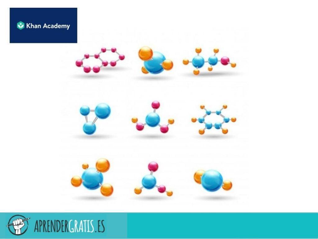 Aprender Gratis   Curso de estructura electrónica de los átomos
