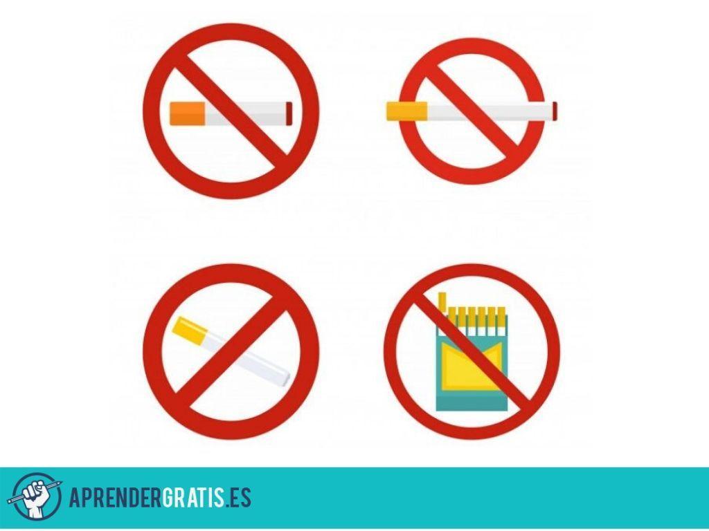 Aprender Gratis | Manual contra el tabaquismo