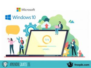 Aprender Gratis | Curso para aprender a instalar Windows 10