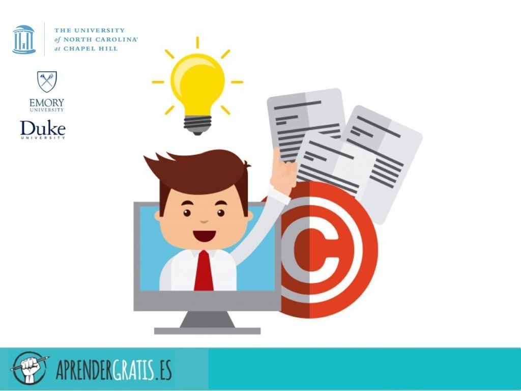 Aprender Gratis | Curso sobre copyright para profesores y bibliotecarios