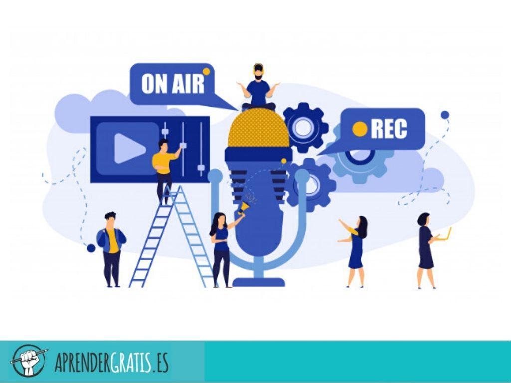 Aprender Gratis | Curso de creación y automatización de radios por Internet