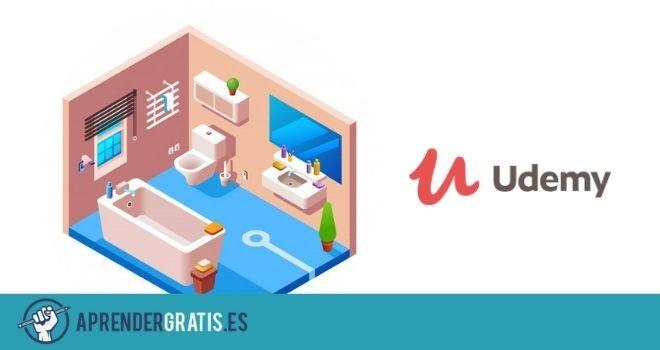 Aprender Gratis | Curso de Revit para sanitarios y baños